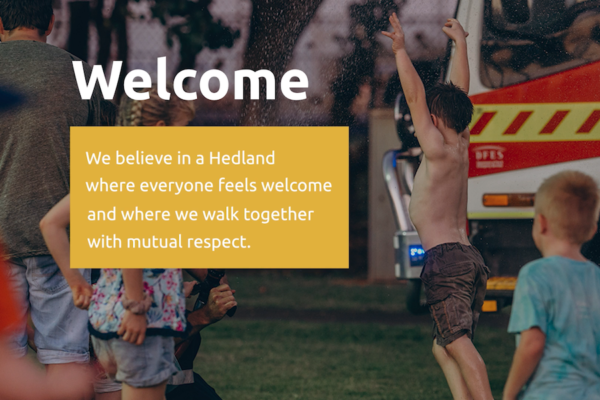 The Hedland Collective Roadmap: Welcome